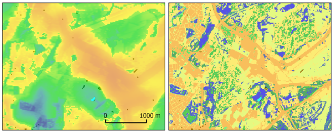 Ecosystem services mapping for municipal policy: ESTIMAP and zoning