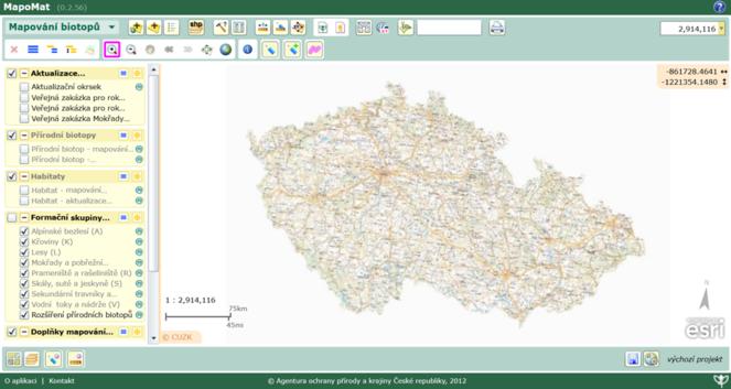 The use of biodiversity data in rural development programming