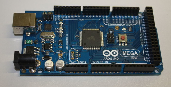 Open source data logger for low-cost environmental monitoring